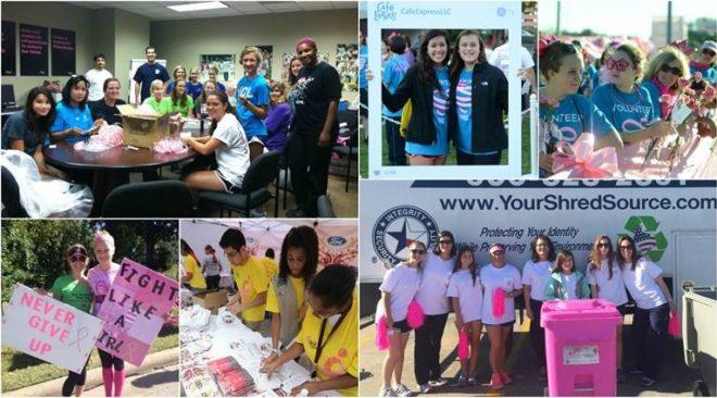 Komen Houston Volunteer