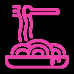 Komen Pasta Party Logo